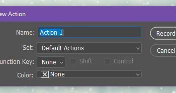 How to Create and Use a Photoshop Action thumbnail