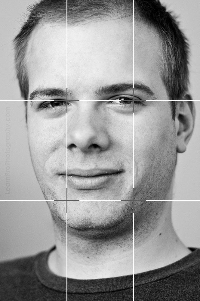 Rule of Thirds Portrait